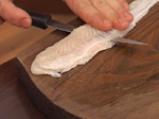 Кралски скариди, увити във филе от нилски костур 4
