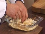 Кралски скариди, увити във филе от нилски костур 6