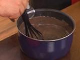 Домашни шоколадови бонбони с пълнеж от трюфел крем 3
