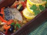 Риба на керемида по камчийски