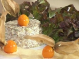 Флан от риба с водорасли