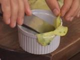 Маринована пъстърва с картофено пюре с манатарки 2