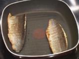 Маринована пъстърва с картофено пюре с манатарки 8