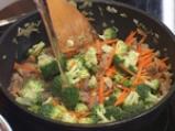 Домашни спагети със свинско и броколи 6