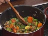 Пилешко филе със зеленчуци по тракийски 3