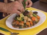 Пилешко филе със зеленчуци по тракийски 5