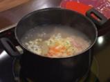 Супа от заешко с броколи 2