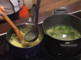 Супа от заешко с броколи 5