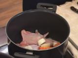 Пълнени дюли със заешко месо