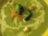 """Супа от броколи и сирене """"Ементал"""""""