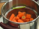 Терин от зелен фасул с моркови