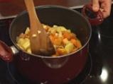 Супа от тиква по малтийски 3