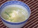 Супа от праз лук със сирене