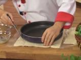Пиле със зелен пипер в бутертесто 4