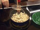 Мийтлоуф с карфиол и печурки 9