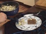Мийтлоуф с карфиол и печурки 10