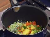 Крем супа от зеленчуци 7