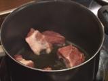 Яхния от свинско с маслини по испански 2