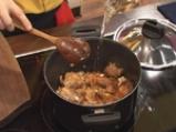 Яхния от свинско с маслини по испански 4