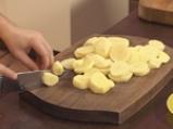 Яхния от свинско с маслини по испански 5