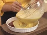 Тиквен крем карамел с крокан от тиквено семе 8