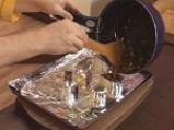 Тиквен крем карамел с крокан от тиквено семе 9