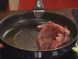 Заек с печени картофи и семена от резене по малтийски 7