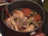 Заек с печени картофи и семена от резене по малтийски 10