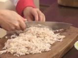 Кюфтенца от кисело зеле с шпеков салам
