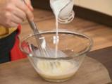 Крем супа от домати с пилешки сърчица 8