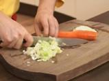 Зелеви сарми с ориз и наденица 2