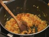 Зелеви сарми с ориз и наденица 5