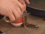 Шоколадова фантазия с крокан от нес кафе 3