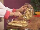 Ябълков сладкиш с крем сирене и топинг от овесени ядки 8