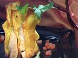 Картофена изненада с гъши дроб