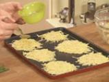Забулени яйца с пюре от карфиол и крокан от картофи 3