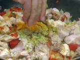 Ориз с пиле по валенсиански 2