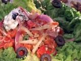 Ориенталска пиперица с таратор от спанак