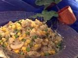 Ориз с царевица и печурки