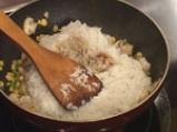 Ориз с царевица и печурки 10
