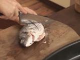 Ципура печена на фурна в азиатски стил 4