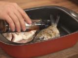 Ципура печена на фурна в азиатски стил 10