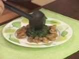 Джуркан спанак с рагу от гъби 10