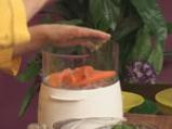 Зеленчуково плато с ранч дип 3