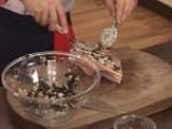 Пилешки гърди с плънка от маслини и бадеми 6
