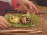 Пилешки гърди с плънка от маслини и бадеми 10