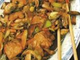 Шаран с гъби по китайски