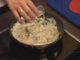 Патешки гърди с трицветен сос от чушки 8