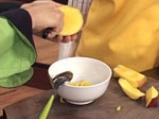 Кисел с манго 2