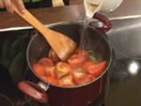 Доматена супа с телешки кюфтенца 3